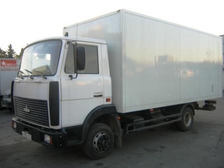 МАЗ Зубренок. Технические характеристики грузовика