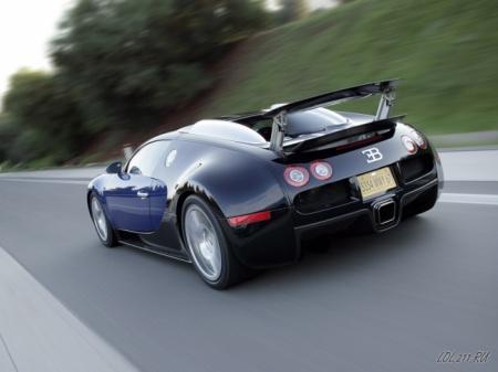 Bugatti Veyron. Характеристики автомобиля