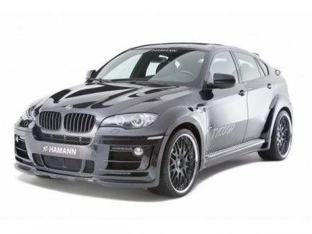 BMW X6 Hamann. Фото автомобиля
