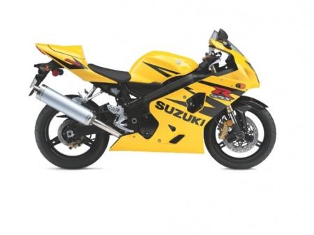 Мотоцикл Suzuki GSX-R 600. Отличное качество