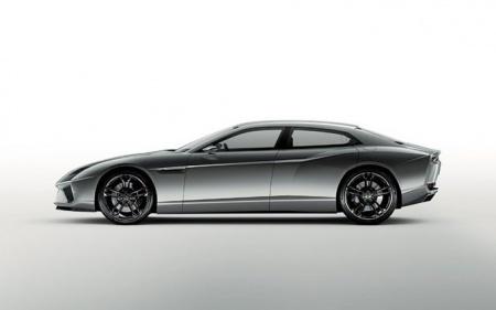 Lamborghini Estoque. Цена комфорта