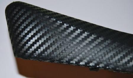 Как наклеить карбоновую пленку. Этапы и советы