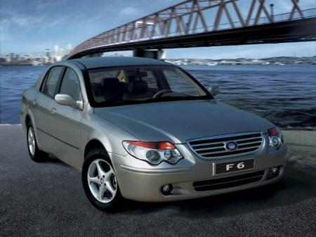 BYD F6. Цена нового седана