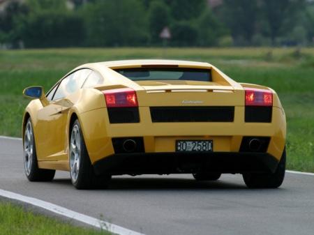 Lamborghini Gallardo. Технические характеристики автомобиля