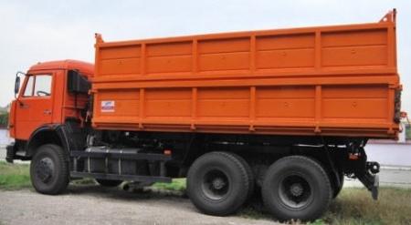 КамАЗ 53229. Технические характеристики грузового шасси