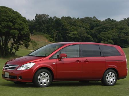 Nissan Presage. Технические характеристики авто