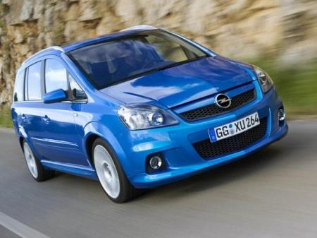 Opel Zafira OPC. Купить для езды