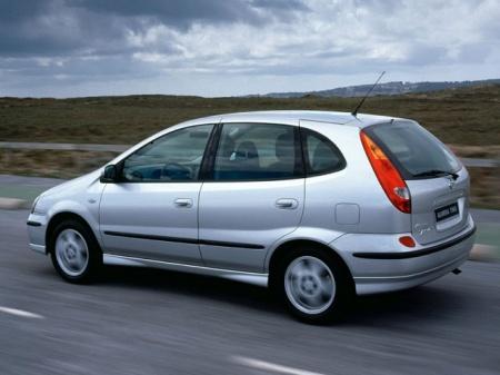 Nissan Tino. Технические характеристики автомобиля