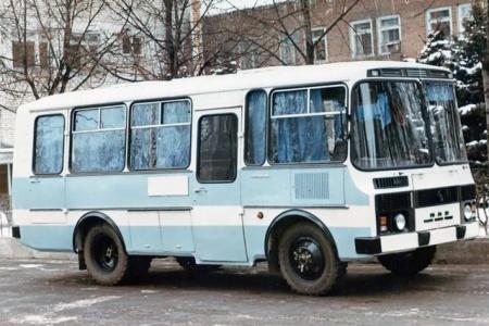 ПАЗ 3205. Цена автомобиля