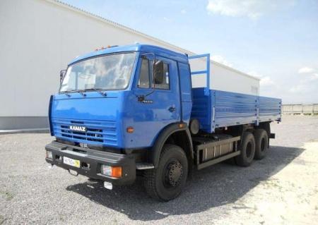 КАМАЗ 53215. Цена машины