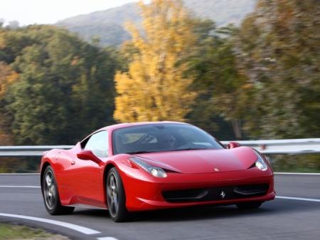 Феррари 458 Италия. Цена автомобиля