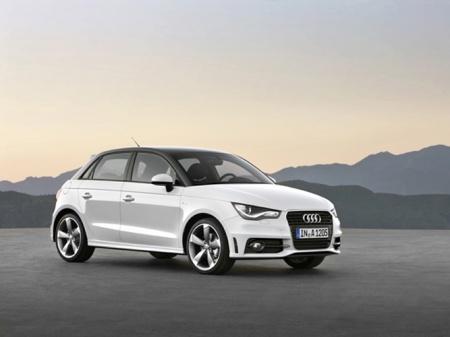 Audi A1 Sportback. Цена автомобиля