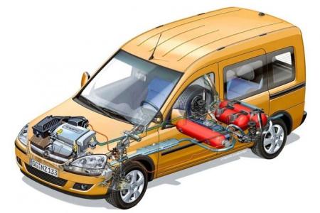 Газобаллонное оборудование: преимущества и недостатки