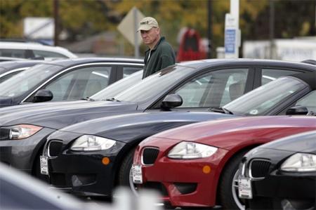 Как безопасно купить машину с рук?