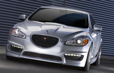 Обзор Jaguar XF - технические характеристики